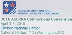 American Short Line and Regional Railroad Association 2016 Connections Convention